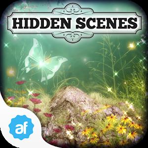 Hidden Scenes - Spring Garden icon