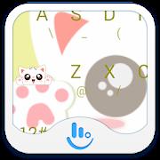 f4c535f42e4 TouchPal Bright Yogurt Theme - AppRecs