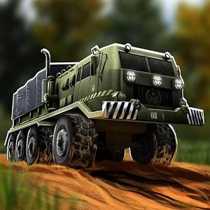 Truck Simulator 3D UphillDrive icon