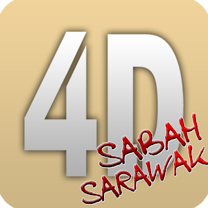 East Malaysia 4D icon