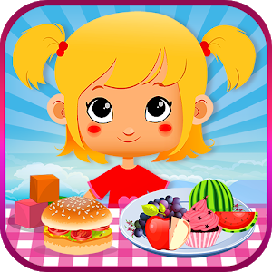 Baby Pink Star Chef Picnic icon