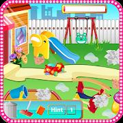 Kindergarten Clean Up icon