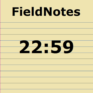 FieldNotes icon