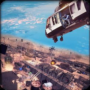 Urban Gunship Heli Air Attack icon