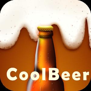 Cool Beer GO Locker Theme icon