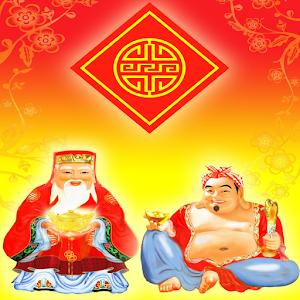 Thần Tài - Ông Địa icon