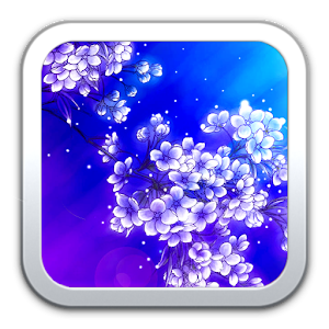 Flower Season Live Wallpaper icon