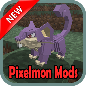 Pixelmon MODS For MCPE icon