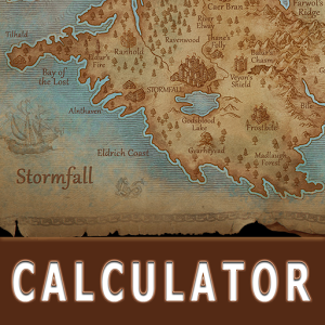 Calculator for Rise of Balur icon