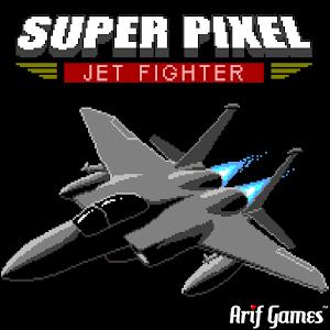 Super Pixel Jet Fighter icon