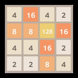 2048 basic icon