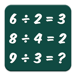 Division Tables - Learn Math icon