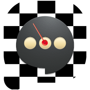 Easy SMS Racing car theme icon