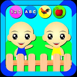 Belajar Bersama Si Kembar icon