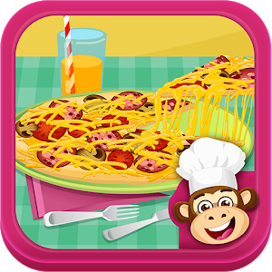 Cooking Kid - Making Pizza icon