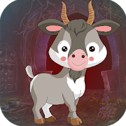 Best Escape Game 444 Farm Animal Goat Escape Game icon