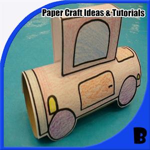 Paper Craft Ideas & Tutorials icon