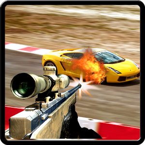 Sniper Traffic Hunter :Shooter icon