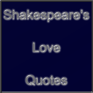 Shakespeare's Love Quotes icon