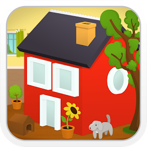 My house - fun for kids icon