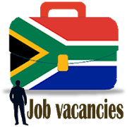 Job vacancies in South Africa icon