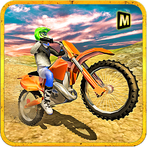 Offroad Motor Bike Adventure icon
