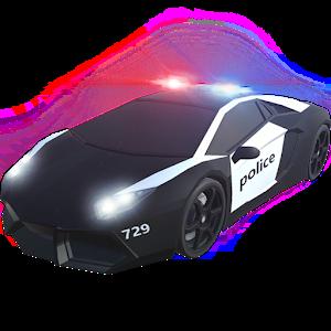 3D Police Car Simulator 2016 icon