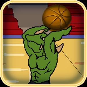 Basketball Hoop Monster Hugo icon