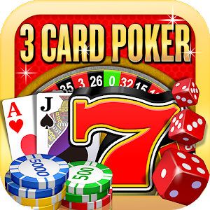 Real Three Card Poker icon