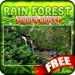 Rain Forest Hidden Objects icon