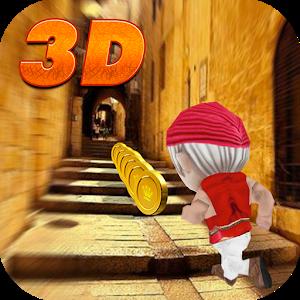 Temple Arabian Nights Run 3D icon