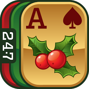 Christmas Solitaire icon