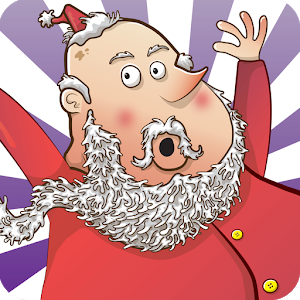 Santa Dash - Christmas Game icon
