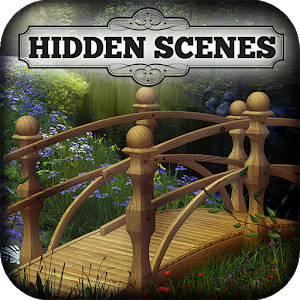 Hidden Scenes - Summer Garden icon