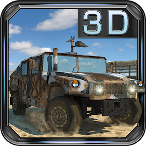 Off-road Army Car 3D Parking icon