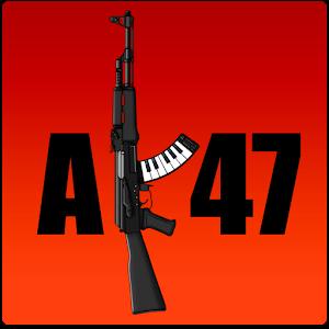AK-47 Audio Player icon