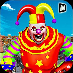 Creepy Clown Revenge icon