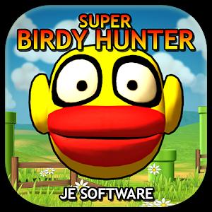 Super Floppy Bird 3D Hunter icon