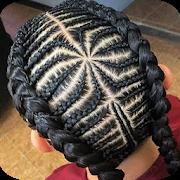African Hair Braiding icon