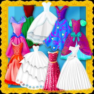 Bridesmaid Wedding Dress Up icon