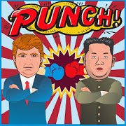 Pacific Punch - Trump vs Jong Un icon