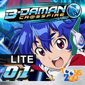 B-Daman Crossfire LITE icon