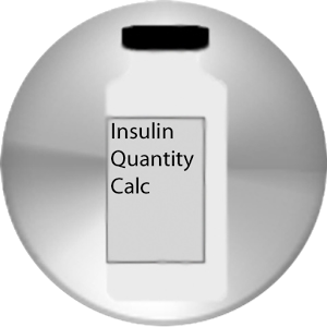Insulin Quantity Calculator icon