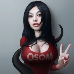 OSOM GIRL GO LOCKER THEME icon
