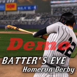 Batter's Eye Baseball DEMO icon