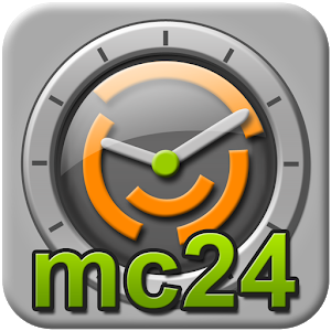 Market 24h Clock icon