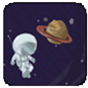 Space Bounce Light icon