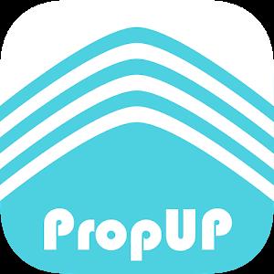 PropUP ??? icon