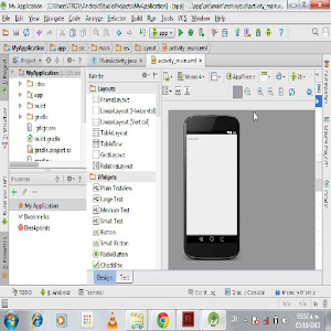 tutorial for android studio icon