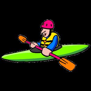 Kayak planner icon